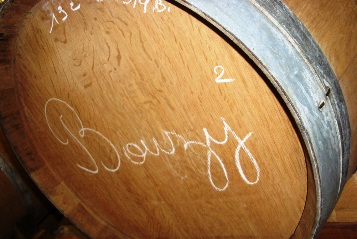 Paillard Bouzy barrel